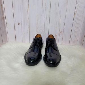 Steve Madden P-Lucky Cap Derby Shoe